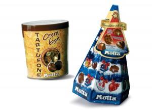 Crem Bon e cioccolatini assortiti Motta