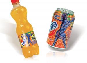Coca Cola Italia aranciata Fanta