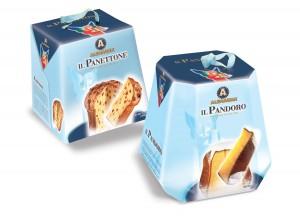 Alemagna Panettone e Pandoro
