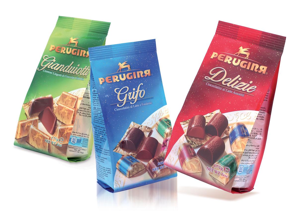 Perugina Assorted Chocolate Candies