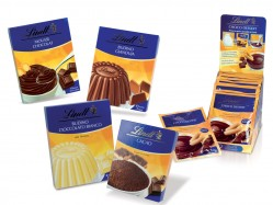 Lindt chocolate coocking line