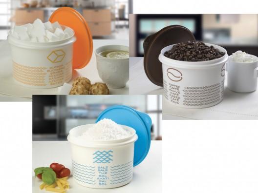 Tupperware plastic cups