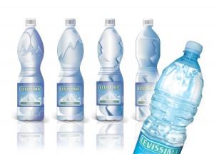 Levissima bottiglia PET