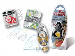 Jet Fresh car freshener
