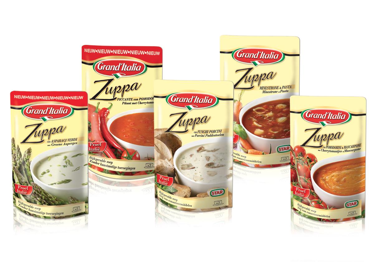 Zuppe Granditalia