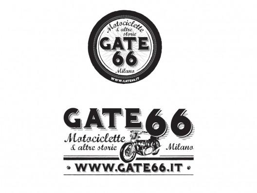 Logo Gate 66