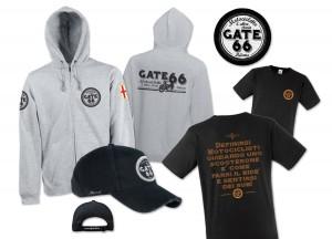 Merchandising Gate 66