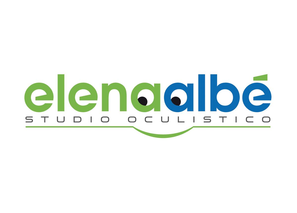Logo Elena Albé