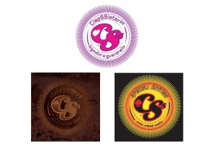 Ciapssisters logo sun