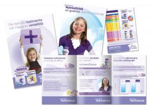 Nutricia Folder e Roll-Up