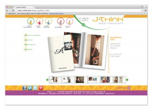 J-Think portfolio grafica