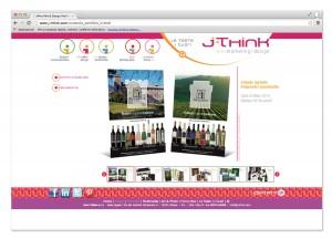 J-Think portfolio vino