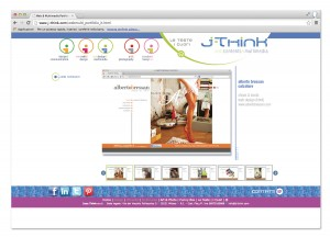 J-Think portfolio web