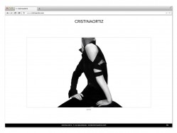 Cristina Ortiz Website