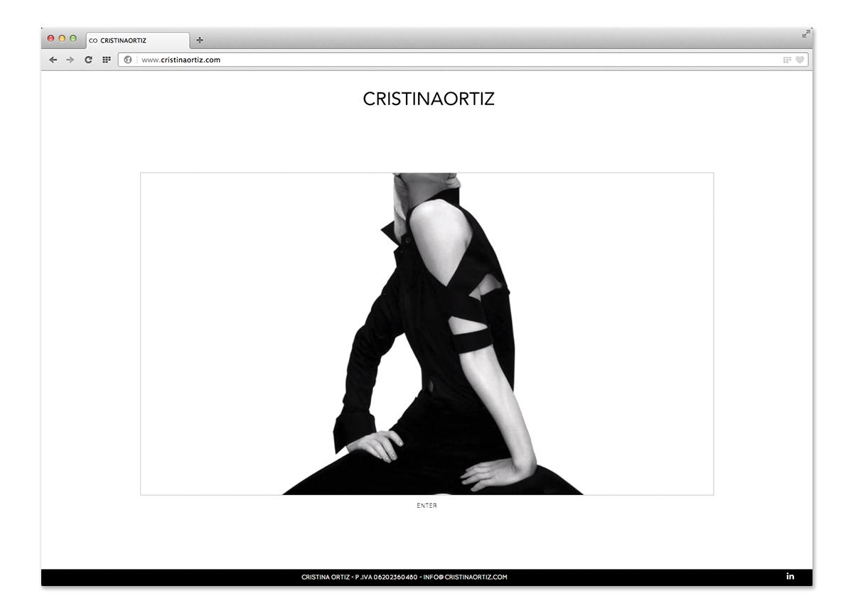 Cristina Ortiz Website