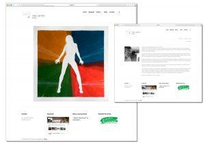 Sito web Vito Lentini