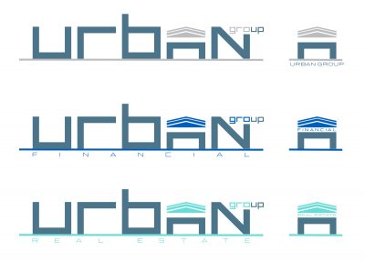 Urban Group Brand Identity