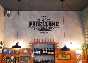 Al Padellone brand identity