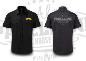 Al Padellone brand identity camicie