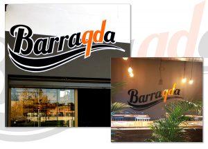 Barraqda Ristorante logo