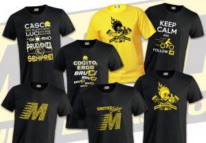 Luca Lindemann Brand-X Design MotoIt T-Shirt