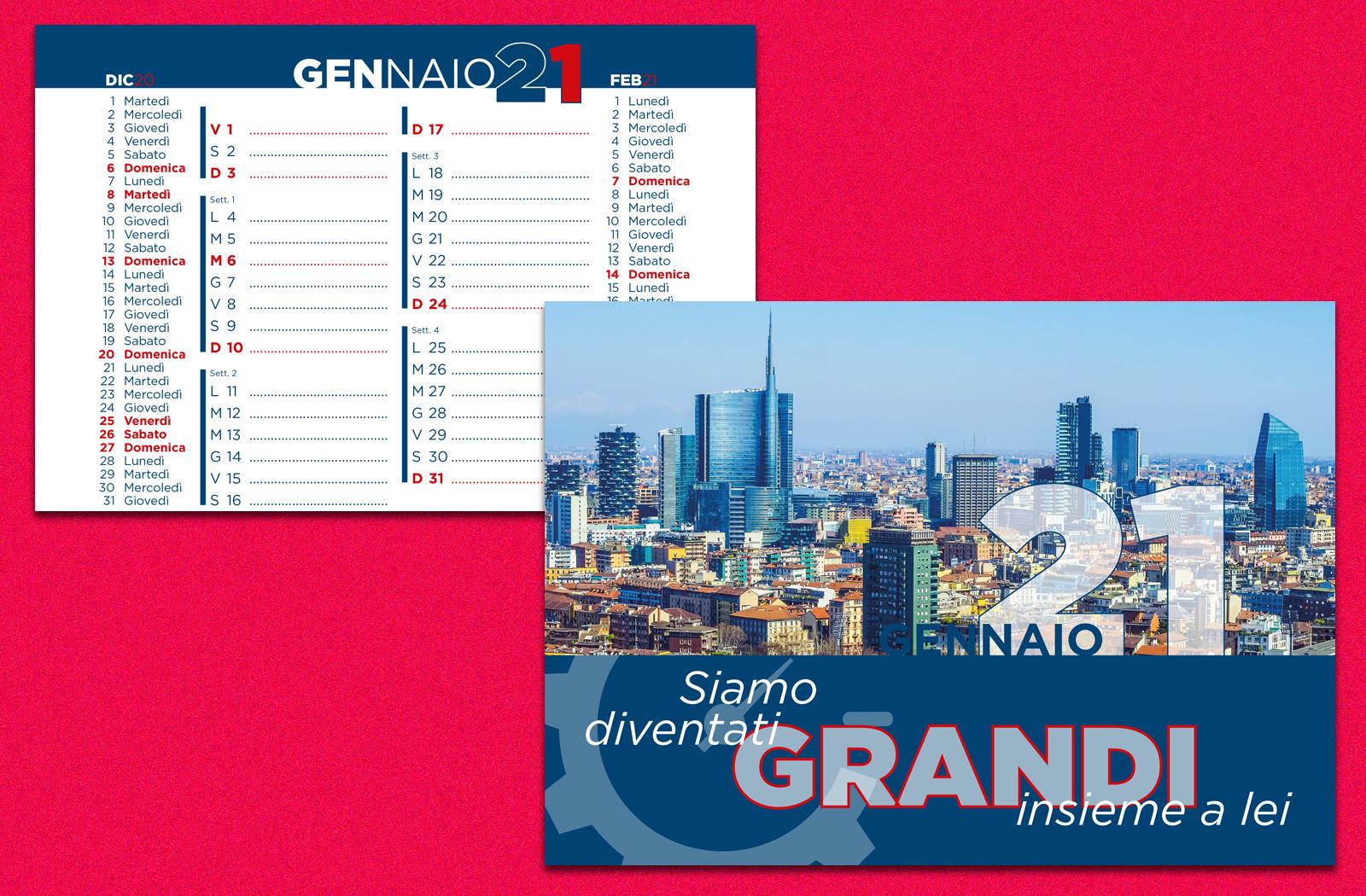 Miro's Calendar